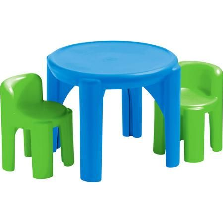 Little Tikes Table And Chair Set Multiple Colors Kids Table