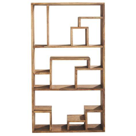 Etagere Destructuree En Sheesham Massif Wood Shelves Shelves