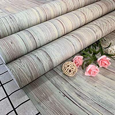 Wood Contact Paper Wood Peel And Stick Wallpaper Self Adhesive Reclaimed Vintage Distressed Wo Wood Wallpaper Contact Paper Decorative Peel And Stick Wallpaper