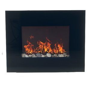 Online Shopping Discount Bartlow Wall Mount Electric Fireplace