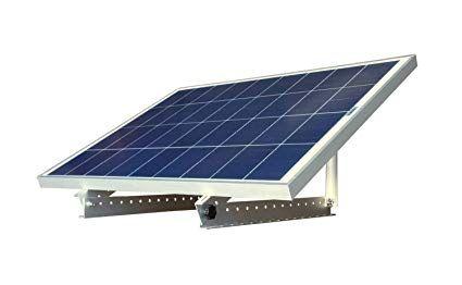 Windynation 100 Watt 100w 12v 12 Volt Solar Panel Battery Charger Adjustable Solar Mount Rack Bracket Rv Boat Off Grid Review Solar Panels Roof Solar Panels Best Solar Panels
