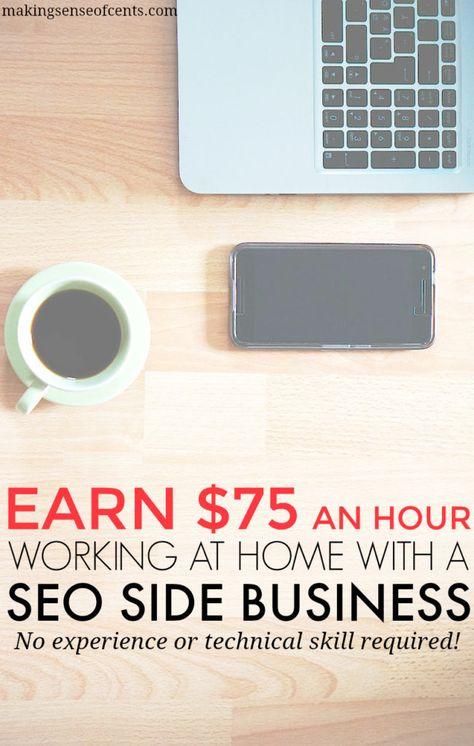 Earn $75 an Hour With an SEO Business - A Free SEO Training Course