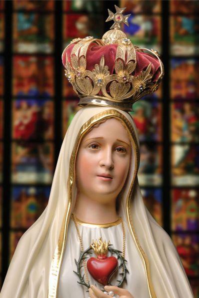 Relato De Las Apariciones De La Virgen De Fatima Gracias Madre