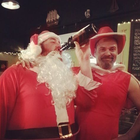 Christmas in July @Mispillion River Brewing!