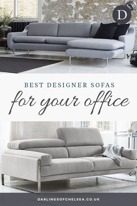 Best designer sofas for your office | Home Decor Tips and ...