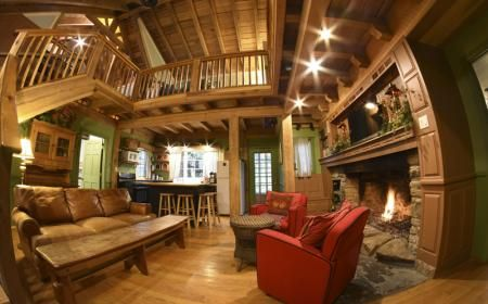 Pin By Jenny Erb On Travelin Dreams Cabin House Styles