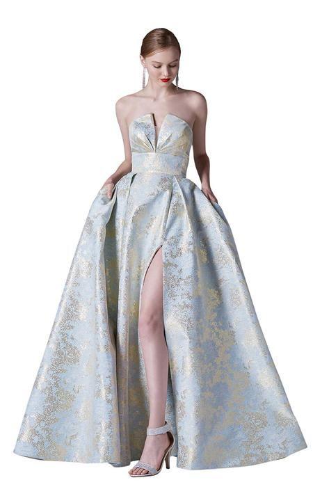 Ivonne D 216d44 Dress In 2020 Evening Gowns Elegant Designer Evening Dresses Evening Dresses