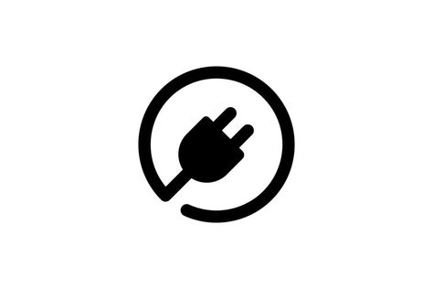 Plug In Electrical Plug Vector For Web Sites And Banners