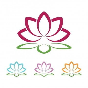Lotus Flower Logo Beauty Care Template Logo Vector Image Lotus Clipart Logo Icons Flower Icons Png And Vector With Transparent Background For Free Download Lotus Flower Logo Flower Logo Flower Icons