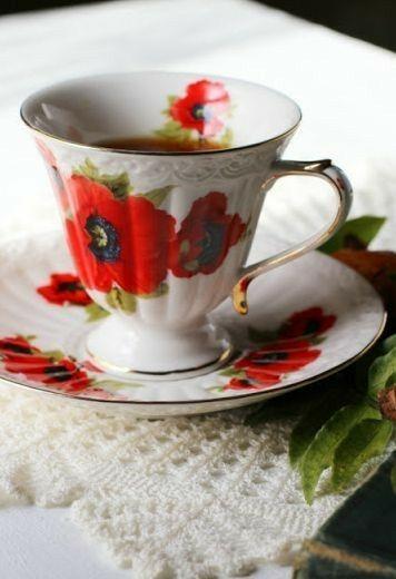 Pin Von Coschi Auf Cottage Charm Tee Tasse Tee Porzellan