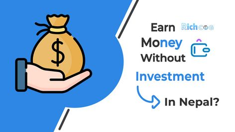 Earn Money Online In Nepal Without Investment | 2021