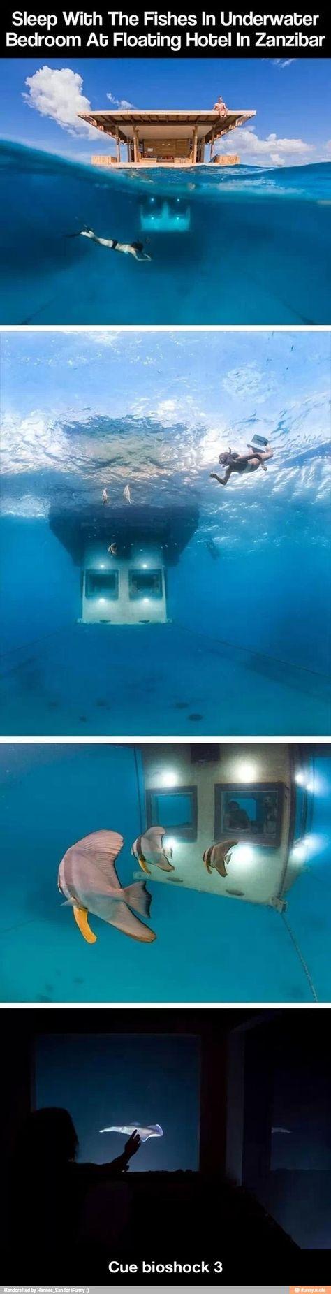 poseidon underwater hotel. ~*Nautilus Undersea Suite At The Poseidon Resort, Fiji | Missions Room Pinterest Nautilus, And Resorts Underwater Hotel A