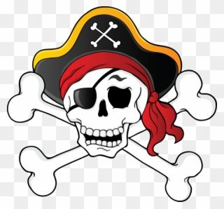 Skull Png Image Black Pearl Skull Davy Jones