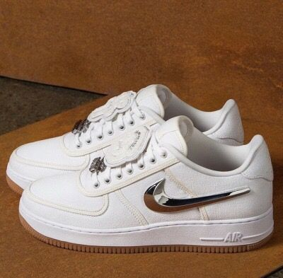 Check Out The New Nike Air Force 1 with Changeable Velcro
