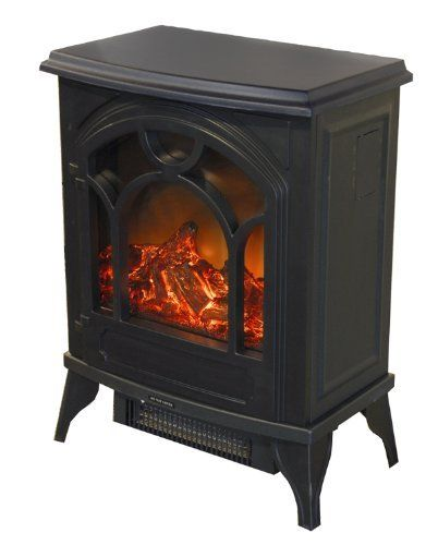 Estate Design Ballard Electric Stove Heater By Estate Design