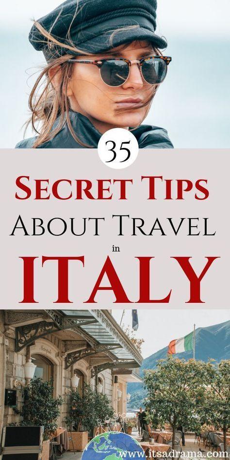 35 Italy Tips. Make Your Trip To Italy as Smooth As a Caffé Crema
