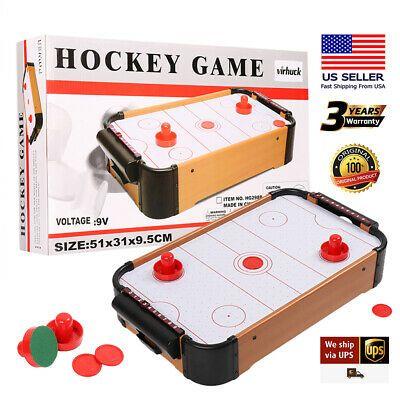 Advertisement Ebay Mini Air Powered Hockey Table Table Top Game Fun Table W Scorer Kids Xmas Gift In 2020 Top Games For Kids Games For Kids Air Hockey Games