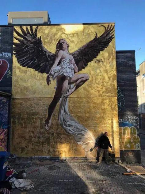 Street Art Best Of January 2018