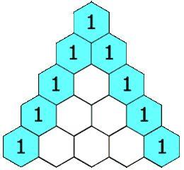 El Triangulo De Pascal Y El Binomio De Newton Con Imagenes