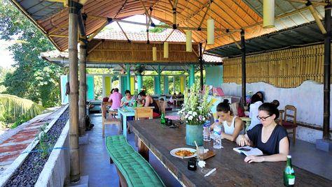 Clear Cafe Ubud Bali Wisata Kuliner Di Ubud Bali Bali