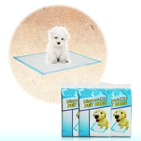 Training Pads   200pcs for only $49   BARGAIN   Only at MyDeal