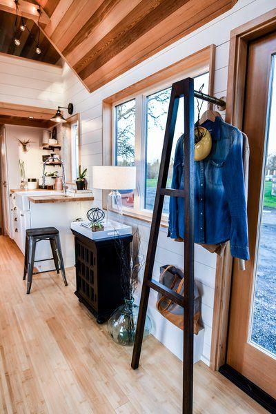 Urban Payette Tiny House By Tru Form Tiny In 2019 Dwell