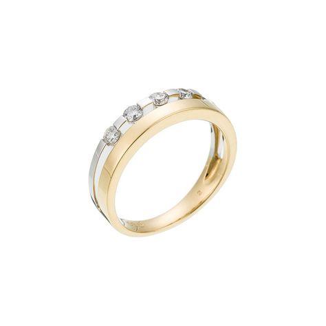 diamanta bague or blanc