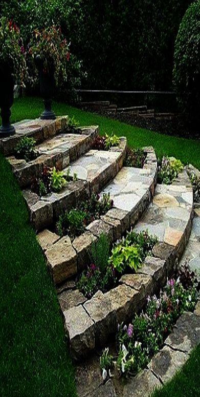 Floral Avenue Landscape Gardening Llc Because Landscape Gardening Omagh Diy Projects Landscaping Garden Landscape Design Sloped Backyard