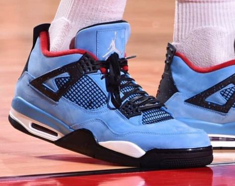 0aaf0fbe1aa The Travis Scott x Air Jordan 4 Cactus Jack Is Rumored To Release In June