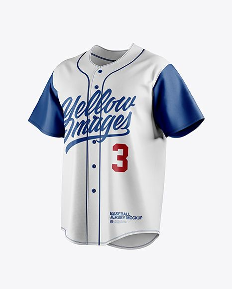Download Men S Baseball Jersey Mockup Front Half Side View In Apparel Mockups On Yellow Images Object Mockups Mockup Free Psd Shirt Mockup Baseball Jersey Men