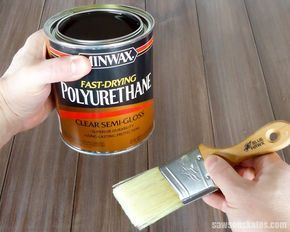 3 Reasons Why I Don T Use Polyurethane Easy Woodworking Projects Diy Wood Projects Aging Wood