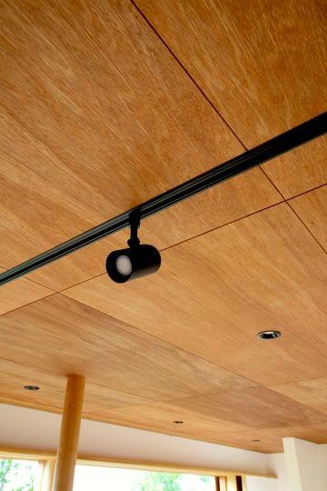 ラワン合板天井 ラワン 合板の壁 合板インテリア