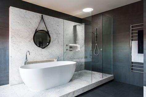 1001 Ideen Fur Designer Badezimmer Ihr Traum Geht In Erfullung Mit Bildern Bad Einrichten Badezimmer Design Offene Bader