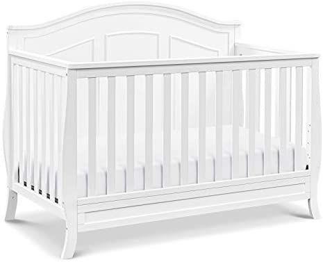 Amazon Com Davinci Emmett 4 In 1 Convertible Crib White Baby Cribs Convertible Crib White Baby Cribs White 4 in 1 cribs