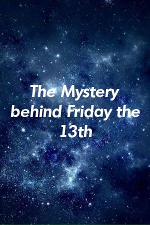 The Mystery behind Friday the 13th #relationship_tips  #inlaws  #romance