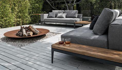collection grid jardin de ville mobilier exterieur idee pour table de bout pour la banquette piece moustiquaire