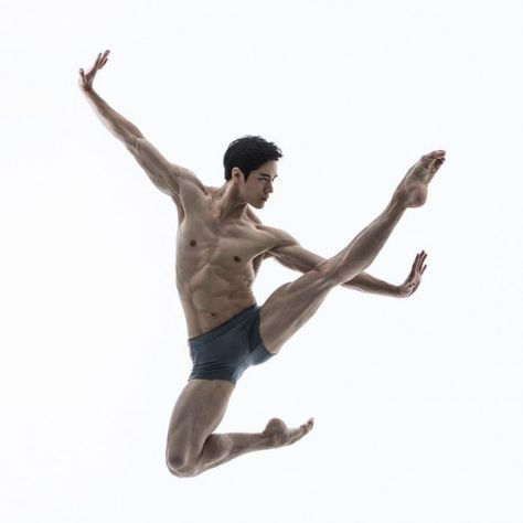 "pas-de-duhhh: ""Kang Minwoo dancer with Univeral Ballet photographed by Yoon 6 Photography """