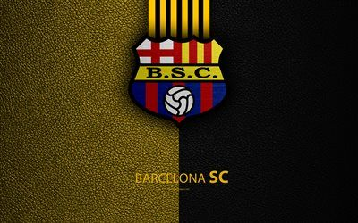 Download Wallpapers Barcelona Sc 4k Leather Texture Ecuadorian Football Club Logo Emblem Serie A Guayaquil Ecuador Football Besthqwallpapers Com Barcelona Ecuador Barcelona Sports