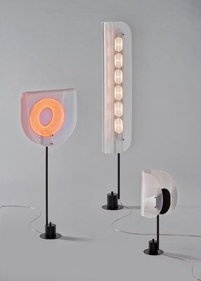 Every Torus Light By Arnout Meijer Studio 4 Cylinder Lights Lamp Lamp Design