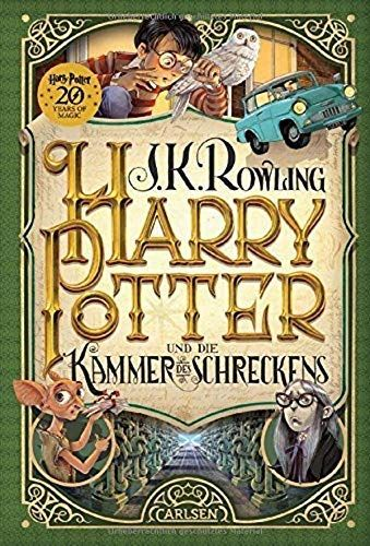 Harry Potter Und Die Kammer Des Schreckens German Edition Of Harry Potter And The Chamber Of Secret Chamber Of Secrets Harry Potter Printables Christian Books