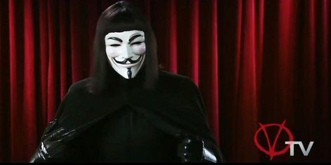 V For Vendetta May Be Headed To TV
