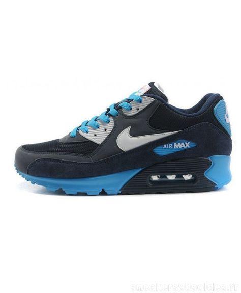 air max 90 essential bleu marine