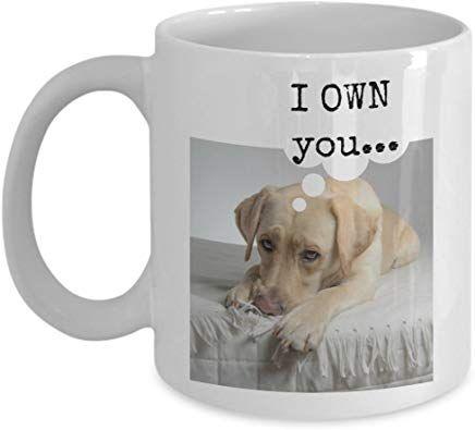 Amazon Com Yellow Lab Gifts Mugs Dad Mug Coffee Mugs