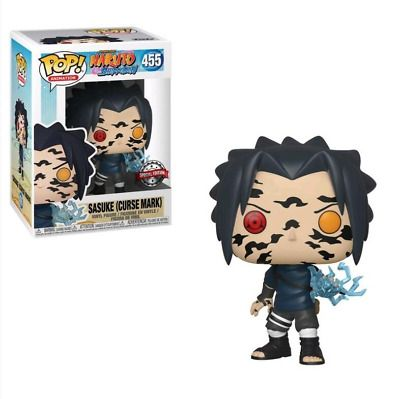 Ebay Ad Url Funko Pop Naruto Shippuden Sasuke Curse Mark Vinyl