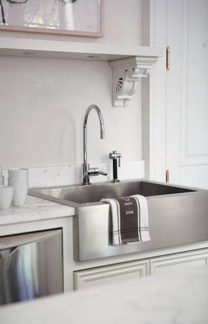 Farmhouse Sink Overmount Faucets 54 Ideas For 2019 Farmhouse