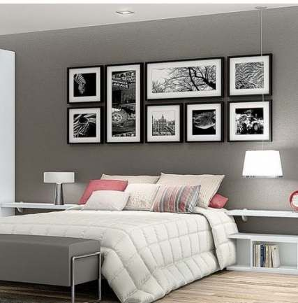Wall Decored Bedroom Above Bed Pictures Grey 39 Ideas Small Living Room Furniture Living Room Furniture Arrangement Livingroom Layout