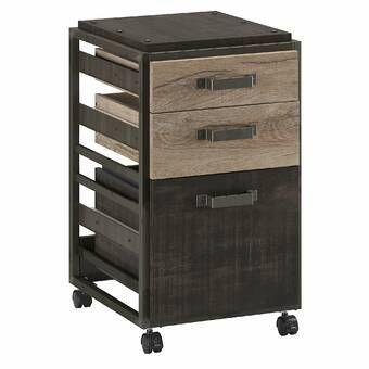 Riley 7 Vertical Filing Cabinet Filing Cabinet Mobile File Cabinet Drawer Filing Cabinet