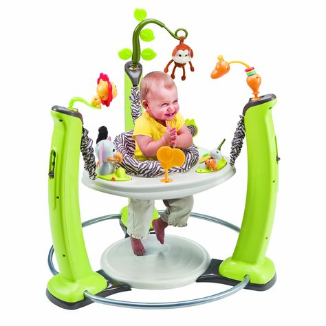 6b735f0db64a Amazon.com   Evenflo ExerSaucer Jump and Learn Jumper