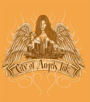 City of Angels Ink - A Los Angeles Silkscreen Printing Company, Los Angeles CA - Graphic Design | Hotfrog US