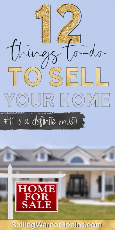 First Time Home Seller Tips